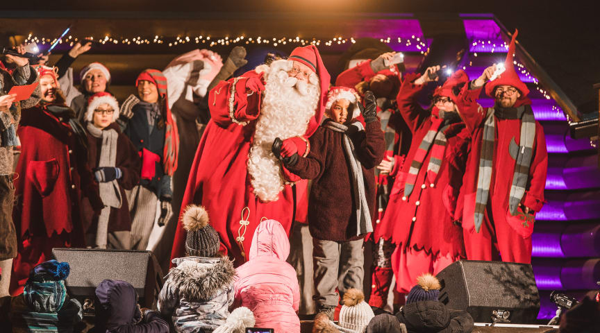 Rovaniemi Countdown to Christmas 2020 – Season's opening weekend
