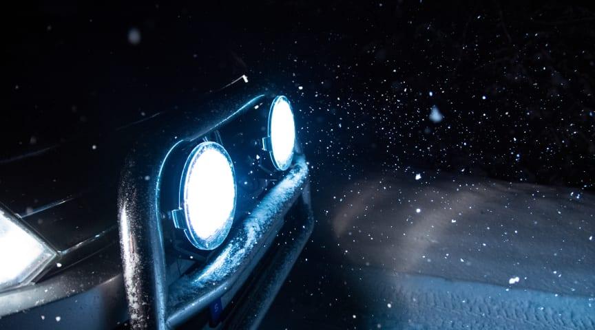 Satsa på kvalitetsljus för minskade radiostörningar