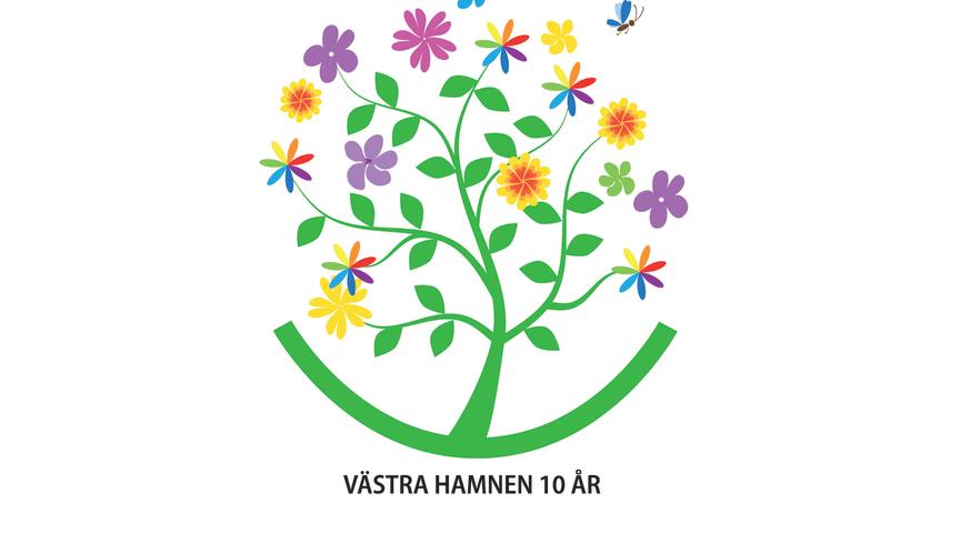 Västra Hamnen fyller 10 år!
