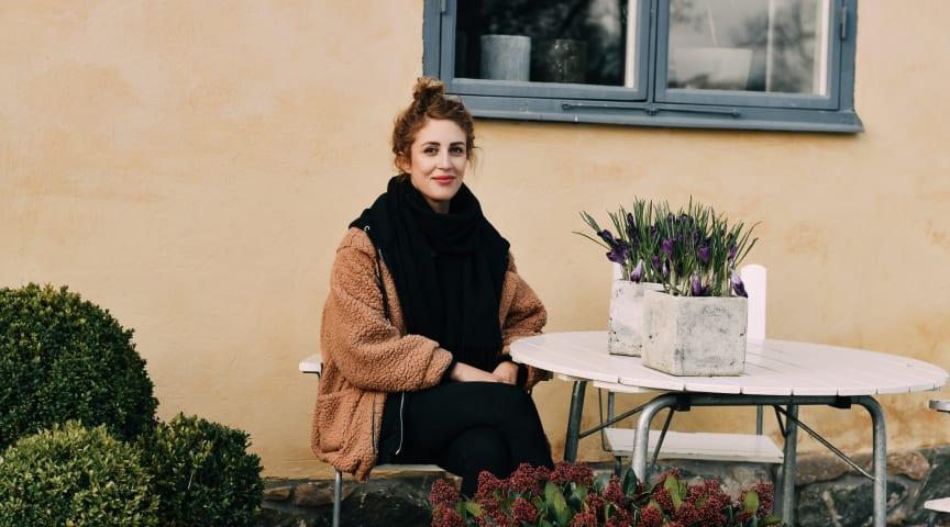 Agnes Stuber på Hotel Skeppsholmen