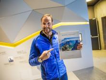 Das ist die Höhe: Kronprinz Haakon eröffnet Norwegisches Gipfelzentrum