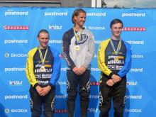 Svenska BMX-talanger världscuptävlar på hemmaplan