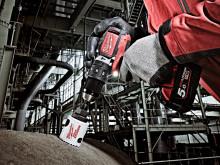 Yli 50 % enemmän käyttöaika Milwaukeen uusilla kompakteilla hiiliharjattomilla työkaluilla!