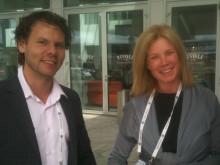 Innovationsdoktorander presenterar artiklar på internationell konferens