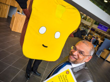 Residents to slash bills as Mr Toast pops up in Rochdale