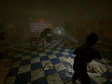Bild från spelsekvensen som besökarna kommer att kunna spela in med hjälp av Motion capture i Estrellas monter på DreamHack.