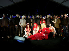 Crawley Town FC tackle thrills and spills of Shocktober Fest