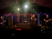 Woodshock Stage is rocking at Shocktober Fest!