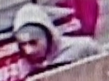 Polish centre hate crime: CCTV image 4