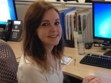 #VolunteersWeek - Caitlin Jones