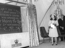 BT celebrates 40 years of innovation at Adastral Park