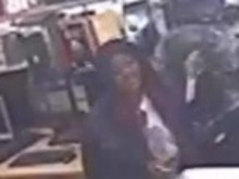 FULHAM SHOP ASSAULT: Do you know this woman?