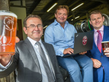 Award winning brewery in rural Devon celebrates arrival of ultrafast broadband