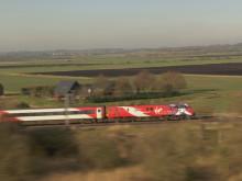 Virgin Trains Flying Scotsman