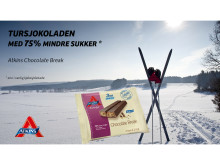 Tursjokoladen fra Atkins