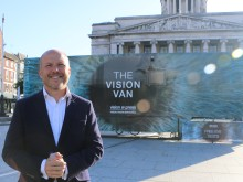 One fifth have never had an eye test – reveals Vision Van initiative after record National Eye Health Week