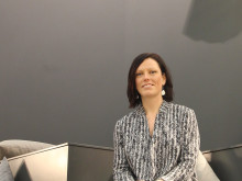 Tuotesuunnittelija Kristina Jonsson, EFG