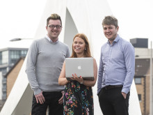 BT centre in Glasgow is recruiting up to 10 more apprentices this year