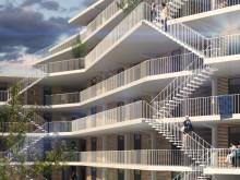 Arkitema Architects ritar studentlägenheter i Sollentuna