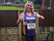 Brierley Hill Stroke survivor set to tackle Great Birmingham 10K