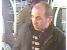 Man sought following indecent exposure on bus, Kensington