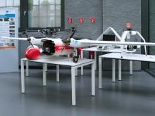 TH-Forschung aktuell: Technische Hochschule Wildau mit Drohnen für zivile Anwendungen auf der CeBIT 2016