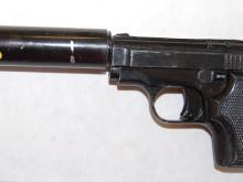 Firearms sentencing - Firearm with sound moderator