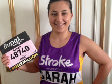 South Shields graduate takes on the Bupa Great North Run for stroke