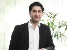 Bahjat Mourad finalist till utmärkelsen Årets Affärsnätverkare
