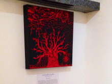 """""""Tree of Life"""" at Gagliardi gallery in Chelsea"""