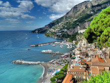 Life on the Vertical in the Sorrento Peninsula
