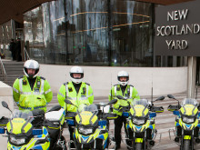 Met using innovative new motorbikes to continue to drive down moped crime