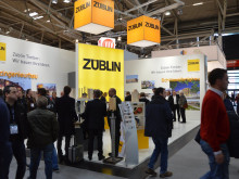 "ZÜBLIN TIMBER, trade fair ""BAU"" 2017"