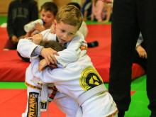 FIVE YEAR OLD FROM ABERTILLERY TOP IN THE UK FOR JUNIOR BJJ (BRAZILIAN JIU JITSU)