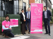 £5 million investment to extend fibre further in Leicester