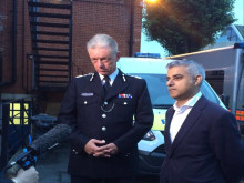 The Commissioner and the Mayor of London