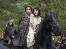 All aboard for Outlander