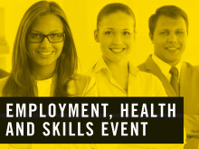 Don't miss the  Bury Employment, health and skills event