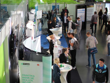 17. Firmenkontaktmesse TH Connect am 3. November 2016 an der Technischen Hochschule Wildau