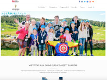 Lansering av Barnsjukhusets nya webbplats