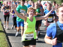 #sundayrunday - Meet Sarah, one of our Virgin London Marathon Runners