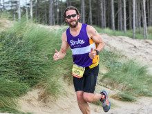 ​Liverpool resident completes three gruelling triathlons for the Stroke Association