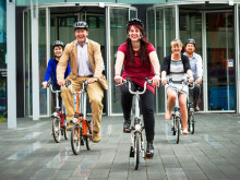Rochdale's pedal power for Bike Week
