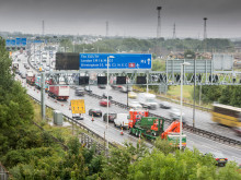 More than 80% of company car drivers admit motorway speeding