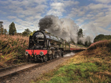 Scotrail announces second summer of steam on the Borders Railway