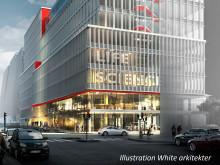 Veidekke och Arcona bygger S:t Eriks ögonsjukhus