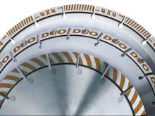 Ny produksjonsmetode av diamantsegmenter gir lengre levetid og hurtigere kapping