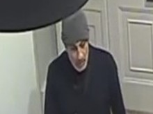 CCTV issued after theft of safe, Westminster