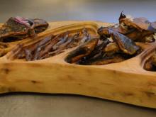 Premiär för Matverk Åland, innovativ fiskbräda vann