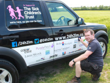 Brough-business supports epic charity cycling challenge in more ways than one